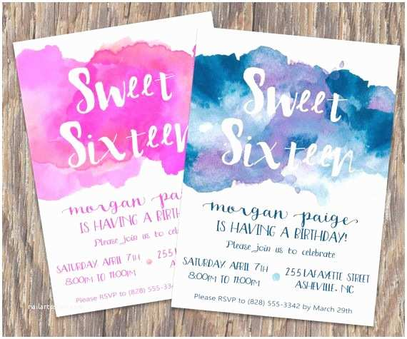 Cool Party Invitations 17 Best Ideas About Birthday Party Invitations