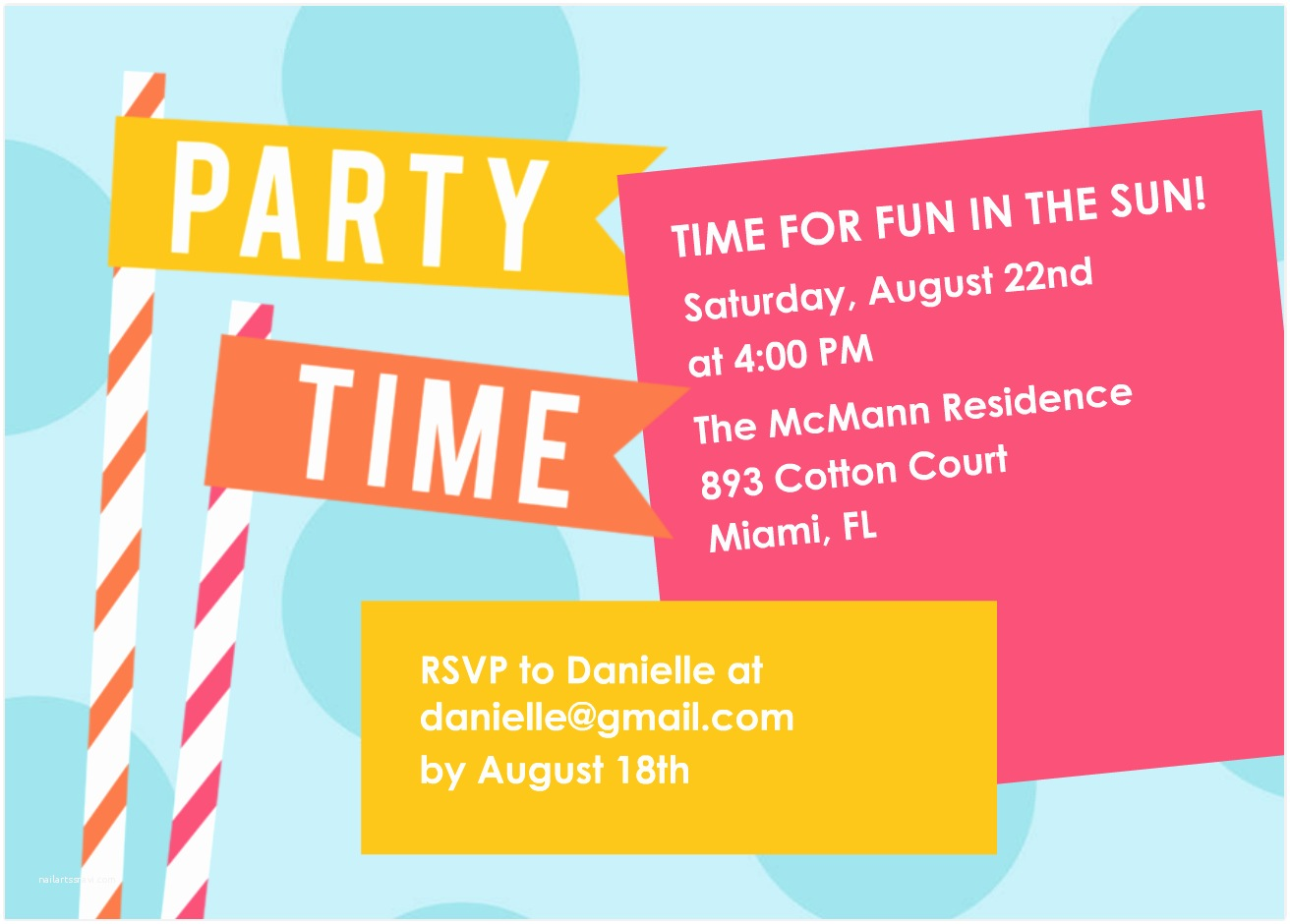 Cool Party  Fun Party