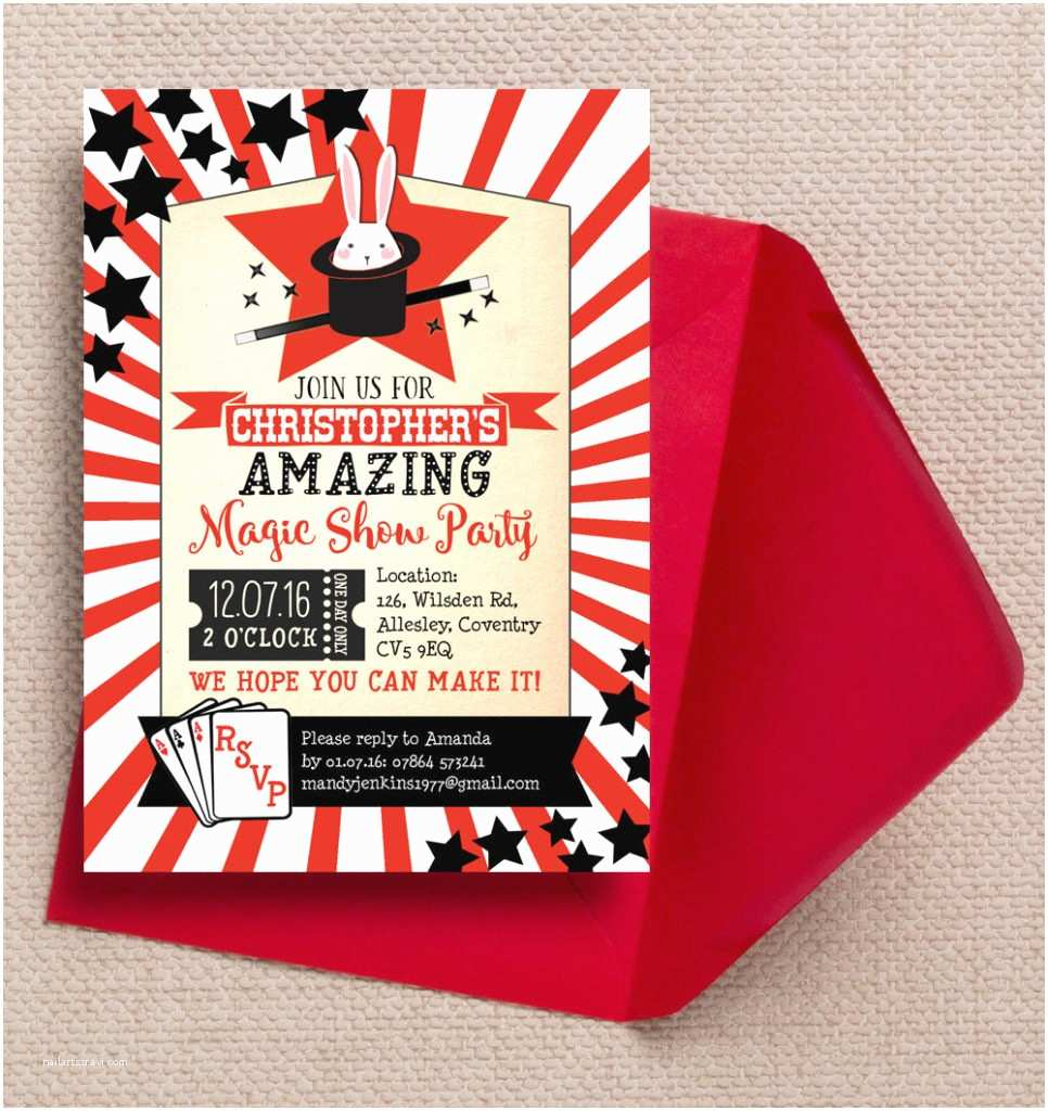 Cool Party Invitations Showy Cool Party Invitations Red Invitations With