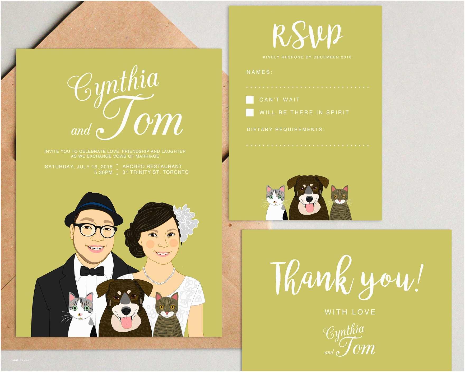 Cool Wedding Invitations 75 Fun Unique Wedding Invitations for Cool Couples