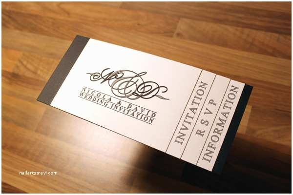 Cool Wedding Invitations Unique Wedding Invitations – the English Wedding Blog
