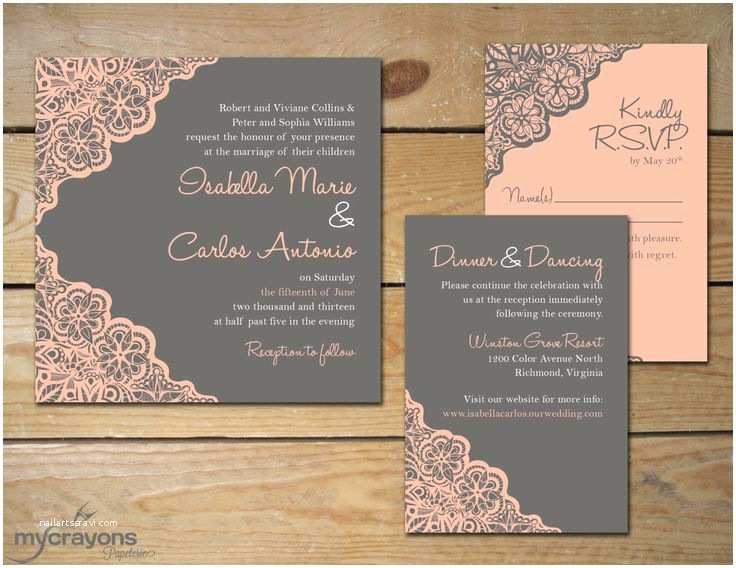 Coral and Gold Wedding Invitations Best 25 Coral Wedding Invitations Ideas On Pinterest