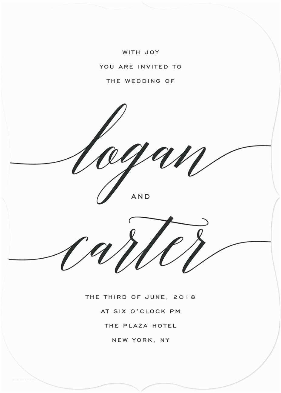 Correct Wording for Wedding Invitations Proper Wording for Wedding Invitations Image Collections