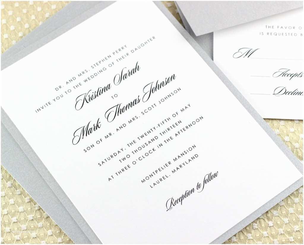 Costco Wedding Invitations Tips for Choosing Wedding Invitations Costco Designs