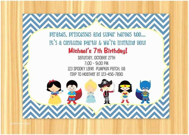 Costume Birthday Party Invitations Best 25 Costume Birthday Parties Ideas On Pinterest