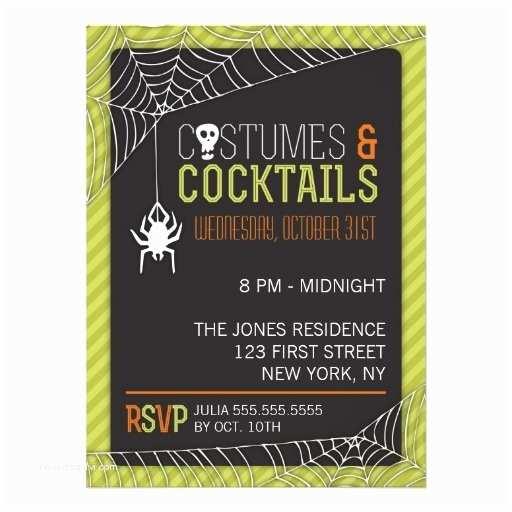 Costume Birthday Party Invitations Halloween Costume Party Invitation