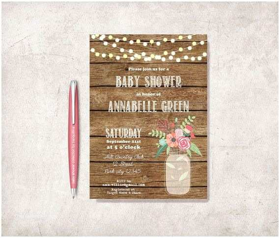 Country Baby Shower Invitations 25 Best Ideas About Country Baby Showers On Pinterest