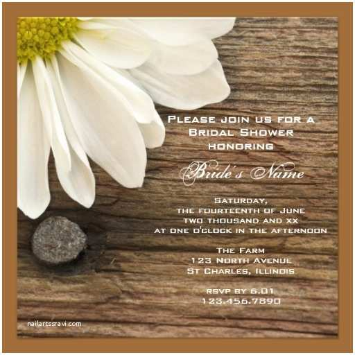 Country Bridal Shower Invitations Country Wedding Invitations Rustic Wedding Chic