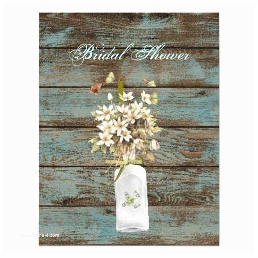 Country Bridal Shower Invitations Vintage Elegant Country Wedding Bridal Shower 4 25x5 5