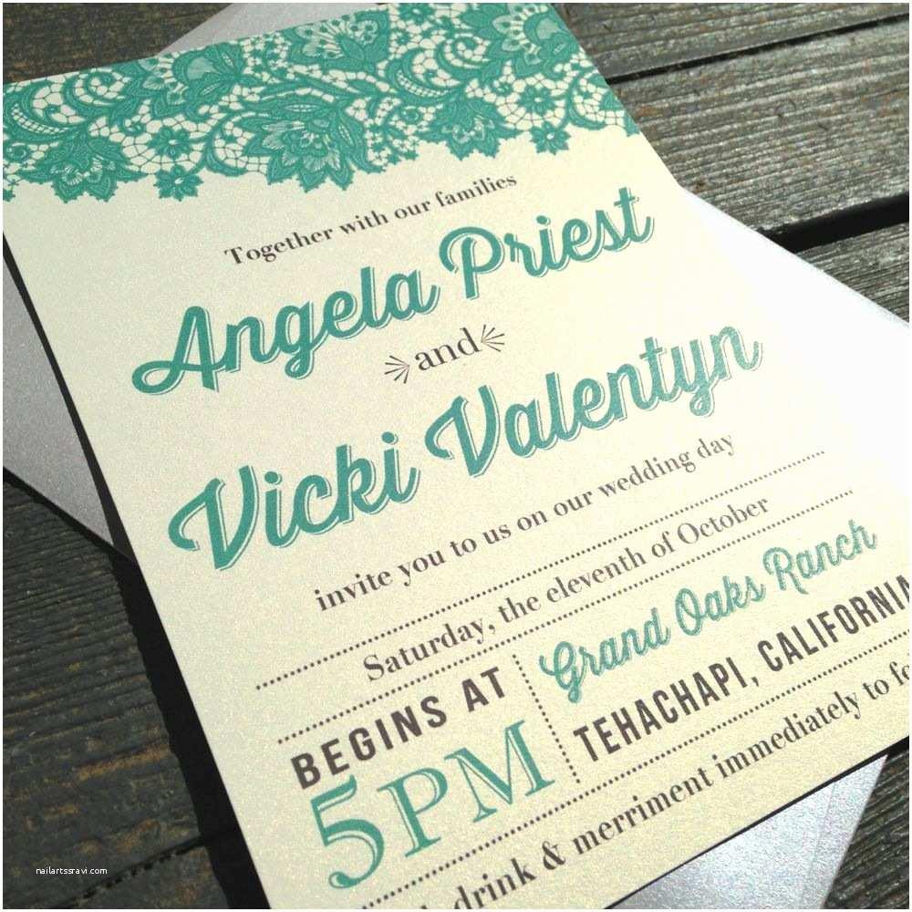 Country Chic Wedding Invitations Impressive Country Chic Wedding Invitations