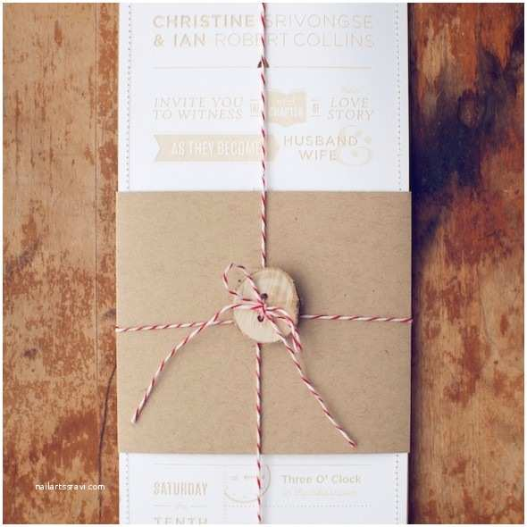 Country Chic Wedding Invitations Woodsy Rustic Style Wedding Invitation Rustic Wedding Chic