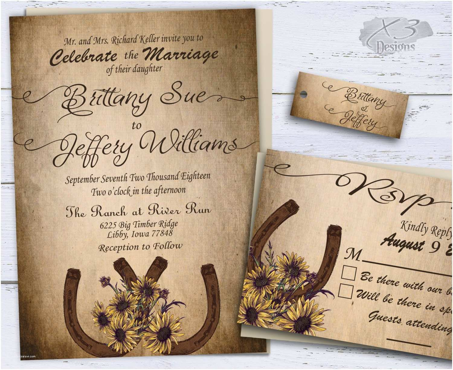 Country Rustic Wedding Invitations Wedding Party with Rustic Country Wedding Invitations