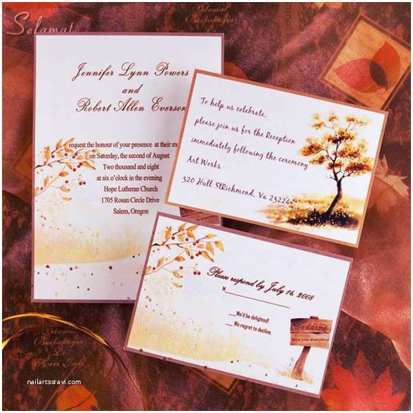 Country Style Wedding Invitations Hot Fall Wedding Detail Ideas 2013 Trends