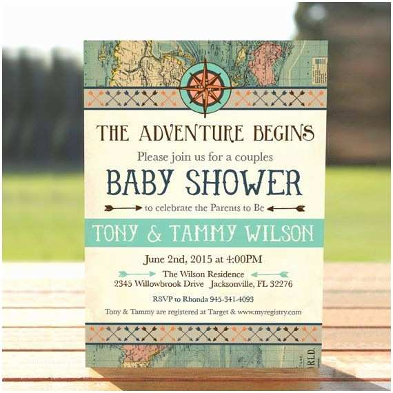 Couple Baby Shower Invitations 25 Best Ideas About Couples Baby Showers On Pinterest