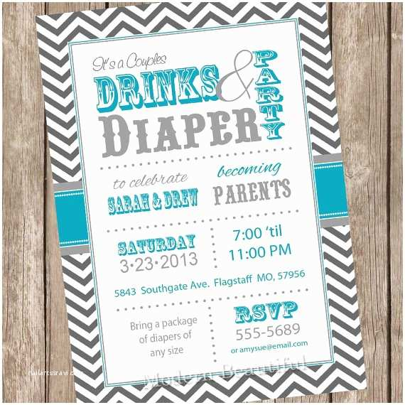 Couple Baby Shower Invitations Couples Baby Shower Invitation Co Ed Baby Shower