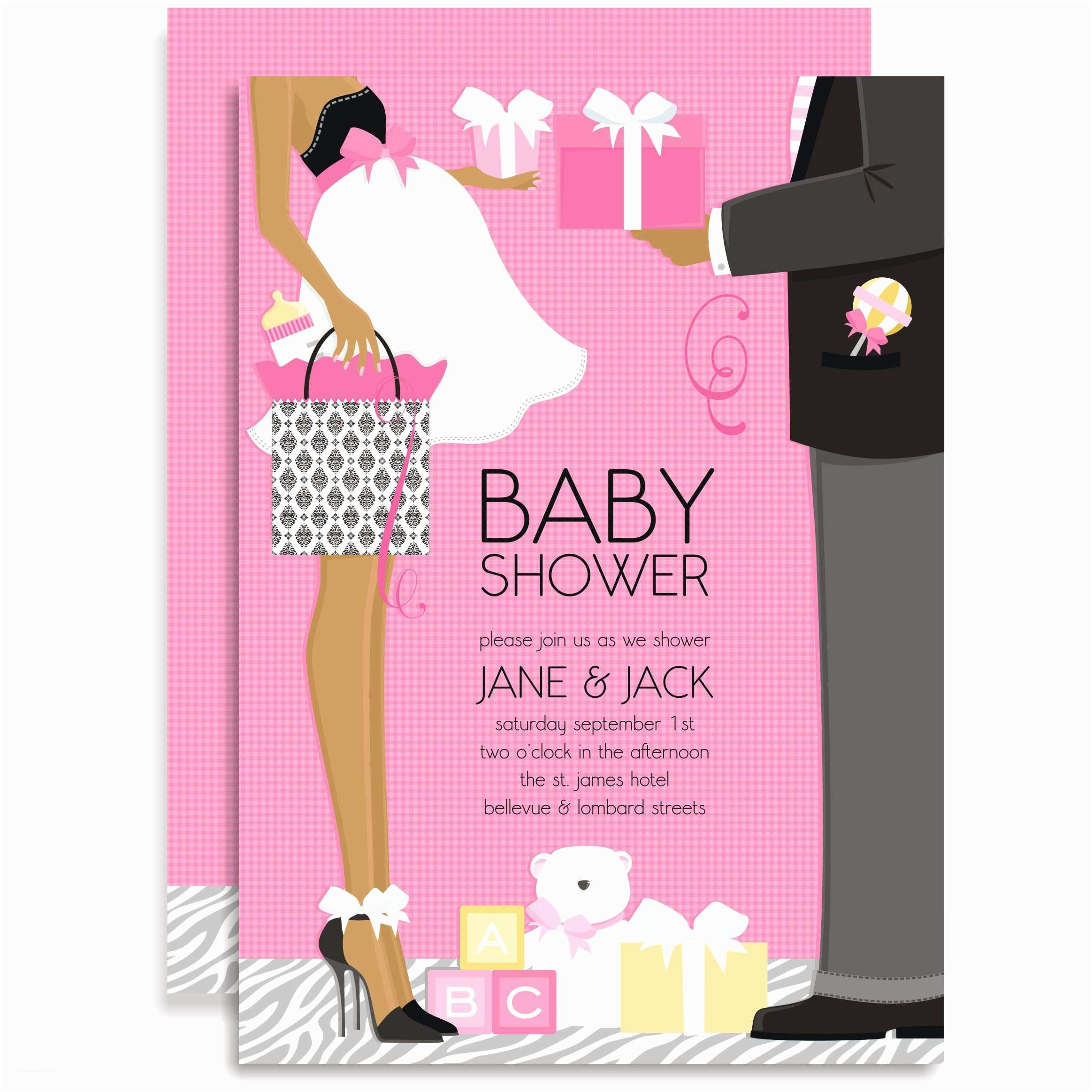 Couple Baby Shower Invitations Couples Wedding Shower Invitations Couples Bridal Shower