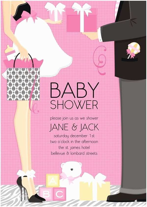 Couples Baby Shower Invitation Wording Couples Baby Shower Invites Party Ideas