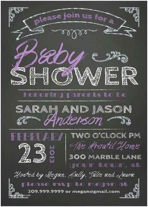 Couples Baby Shower Invitation Wording Items Similar to Couples Baby Shower Invitation