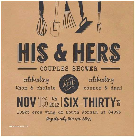 Couples Bridal Shower Invitations 1000 Ideas About Couple Wedding Showers On Pinterest