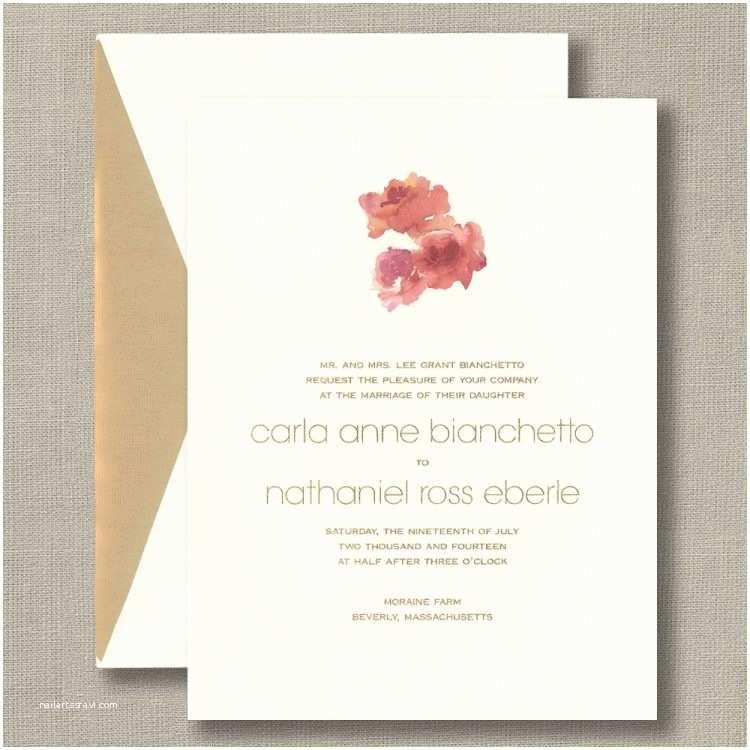 Crane and Co Wedding Invitations Fresh Wedding Shower Invitation Addressing Etiquette Ideas