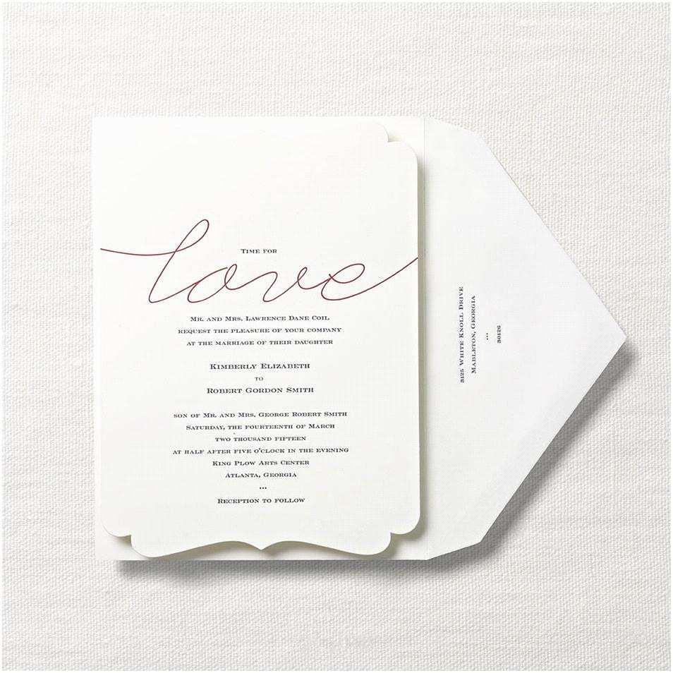 Crane Wedding Invitations Crane & Co