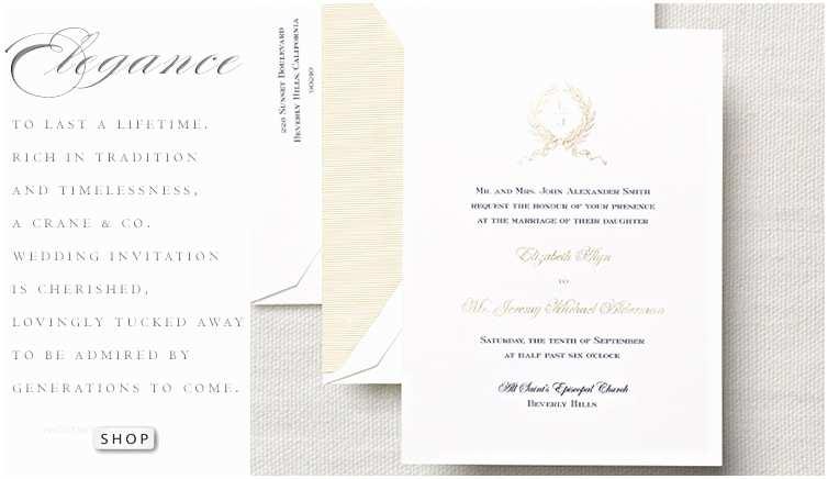 Crane Wedding Invitations Most Favorite Crane Wedding Invitations