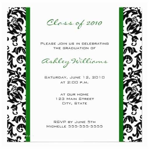"Create Your Own Graduation Invitations Choose Your Own Color Graduation Invitations 5 25"" Square"