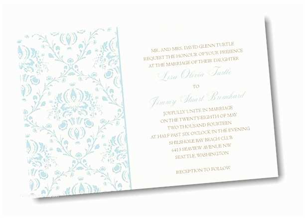 Create Your Own Wedding Invitations Create Your Own Wedding Invitation Suite 46