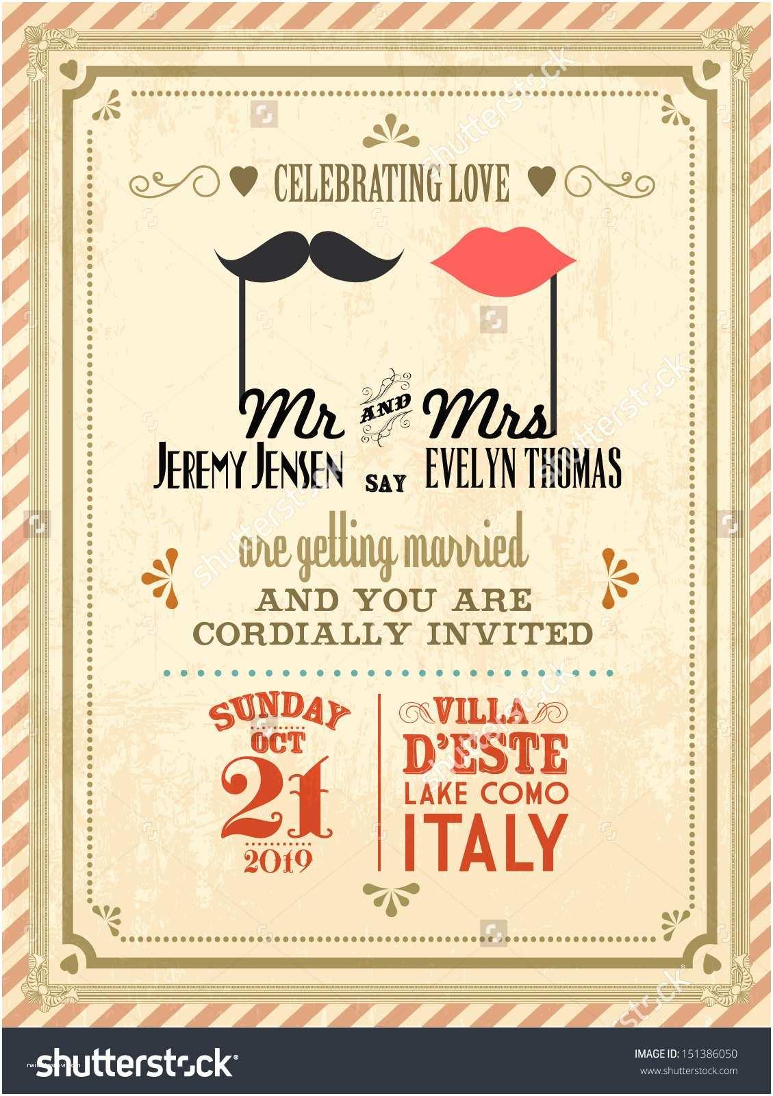 Create Your Own Wedding Invitations Vintage Wedding Invitation Templates