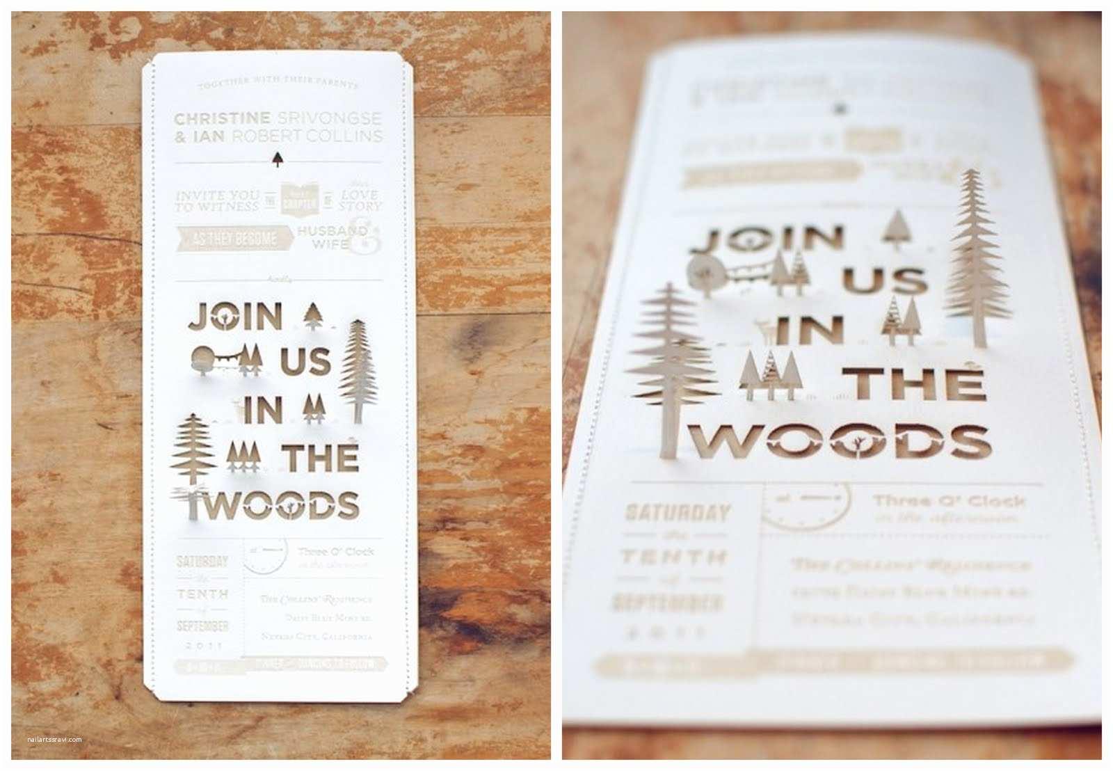 Creative Wedding Invitation Wording Rustic Creative Wedding Invitations