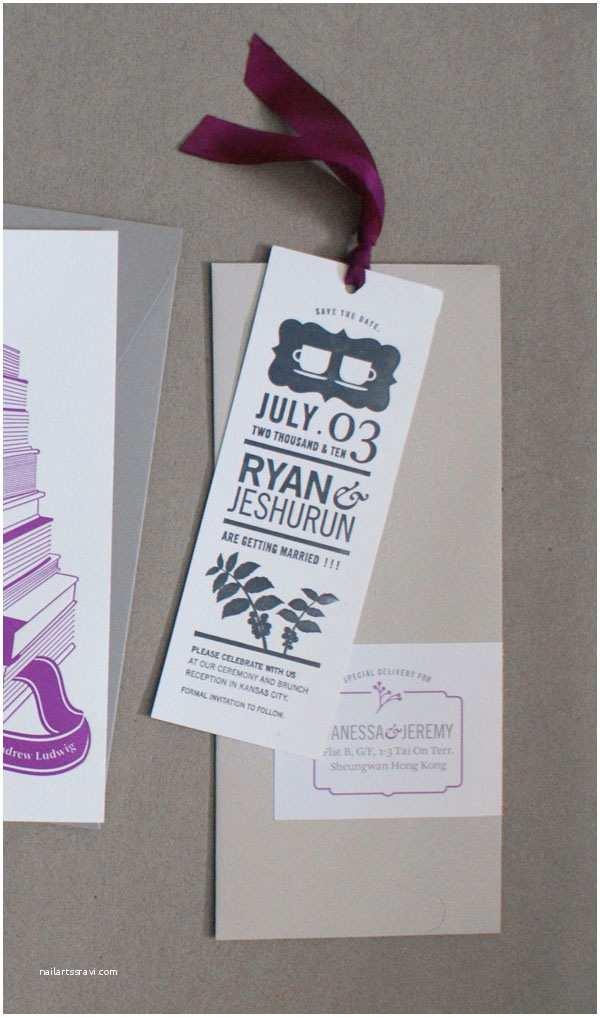 Creative Wedding Invitations A Showcase Of Creative Wedding Invitations