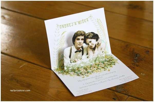 Creative Wedding Invitations Unique Wedding Invitation Designs