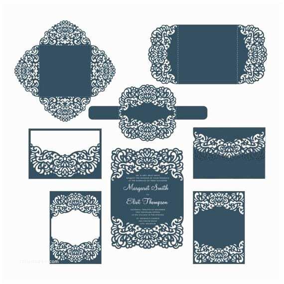 Cricut Wedding Invitations 91 Best Images About Laser Cut Wedding Invitations On