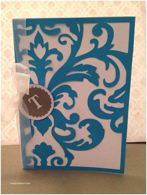 Cricut Wedding Invitations Cartridge 17 Best Images About Cricut Damask Decor On Pinterest