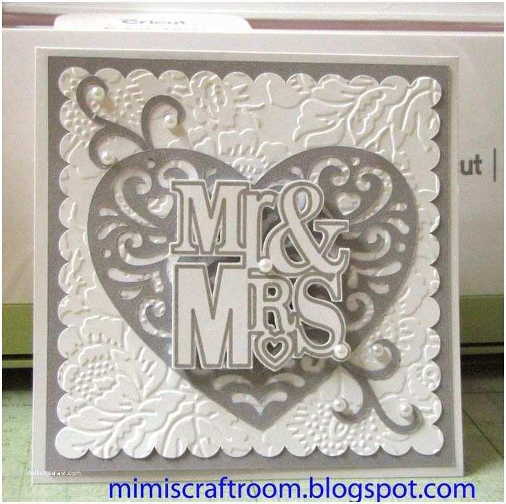 Cricut Wedding Invitations Cartridge Cricut Explore Quick Elegant Wedding Card Using Write and