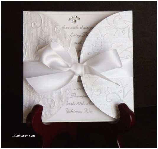 Cricut Wedding Invitations Cartridge Cricut Wedding Invitation Tutorial Weddingplusplus