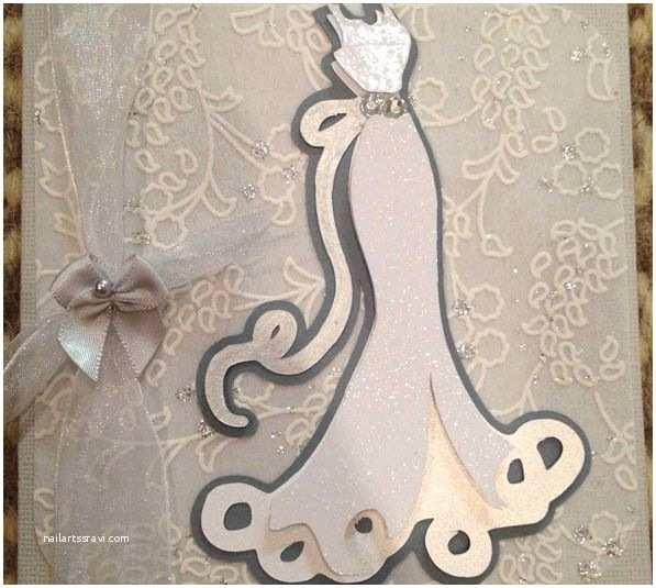 Cricut Wedding Invitations Cartridge This Card Was Made Using the Wedding Cricut Cartridge and