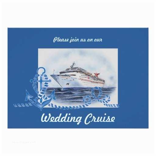 Cruise Wedding S Nautical Cruise Ship Wedding