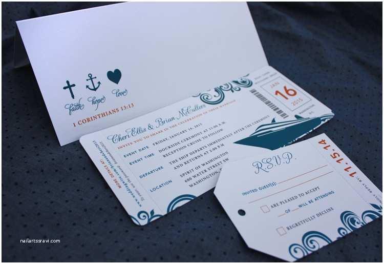 Cruise Wedding Invitations Wedding Invitations Cruise Ship