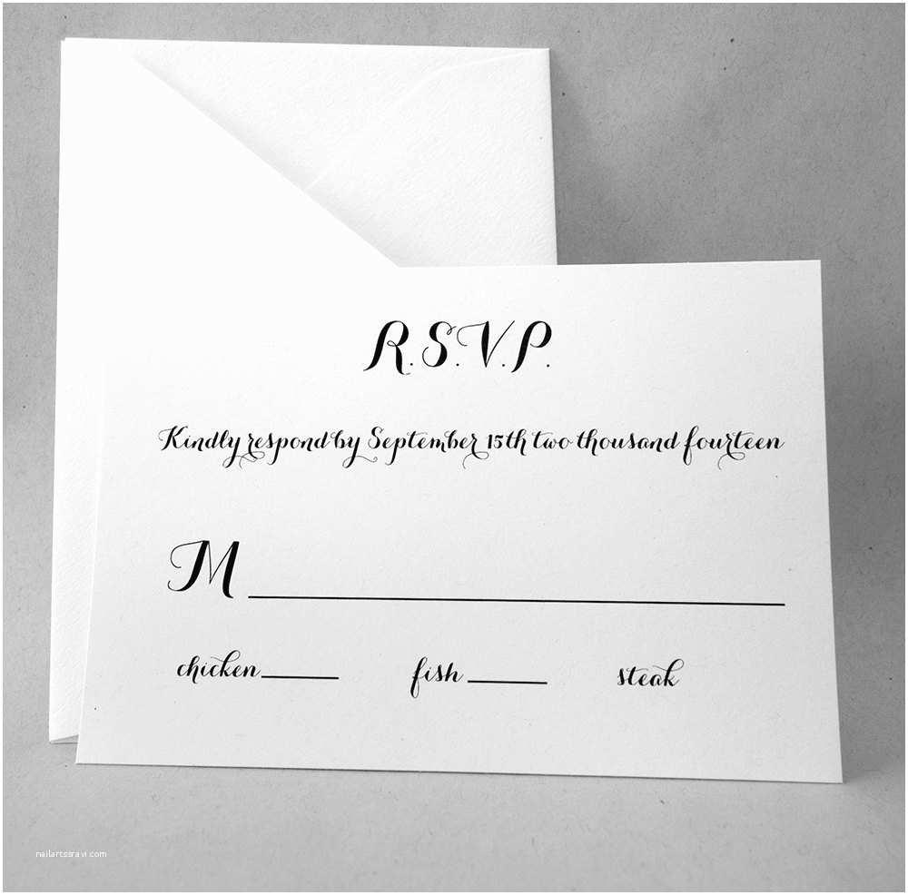 Cursive Wedding Invitations Elegant Script Wedding Invitations Bellus Designs