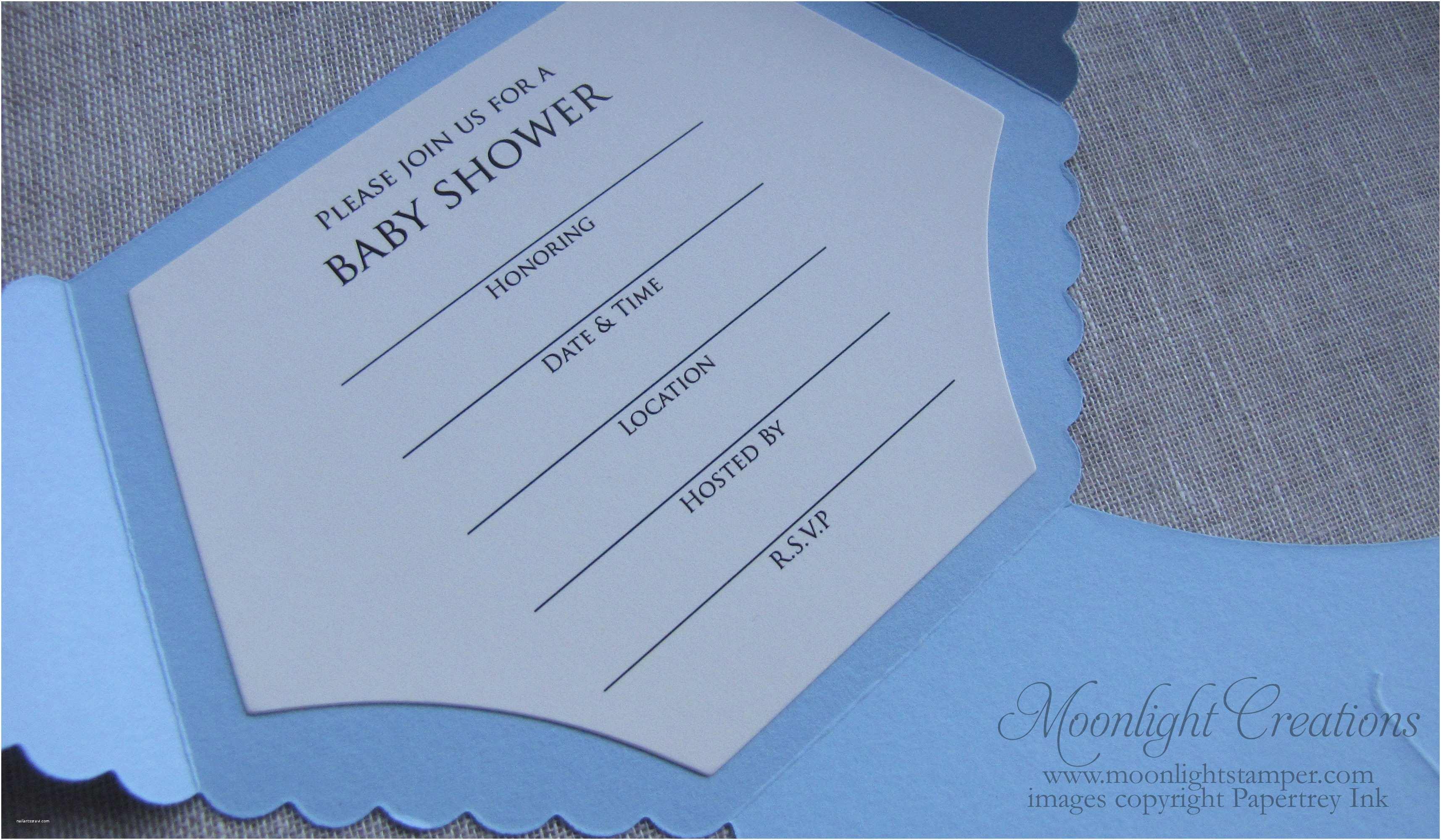 Custom Baby Shower Invitations Unique Baby Shower Invitations for Boys