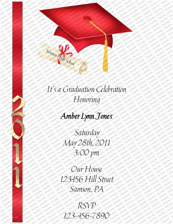 Custom Graduation Invitations Personalized Graduation Invitations