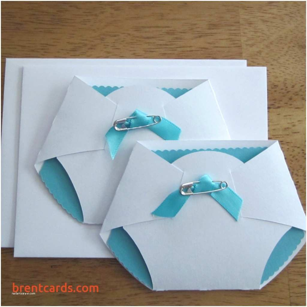 Custom Made Baby Shower Invitations Handmade Baby Boy Shower Invitations