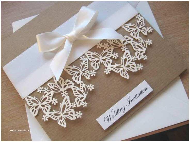 Custom Made Wedding Invitations Beautiful Handmade Wedding Cards