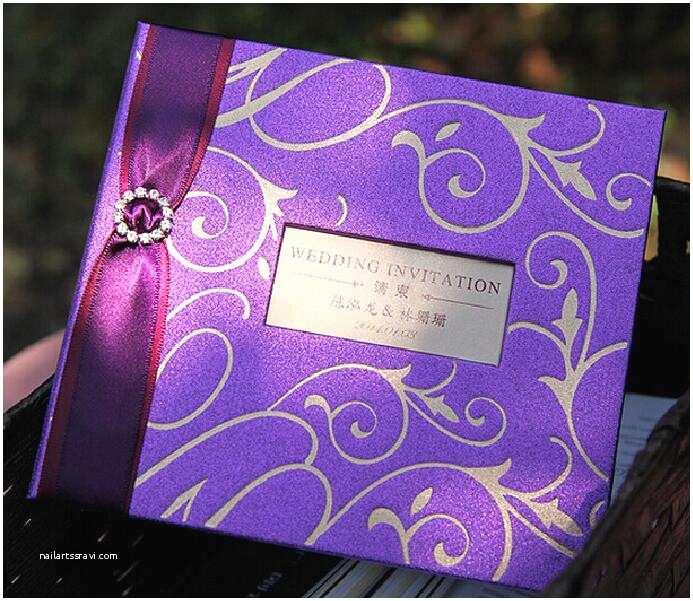Custom Made Wedding Invitations Classic attractive Wedding Invitations Card Custom