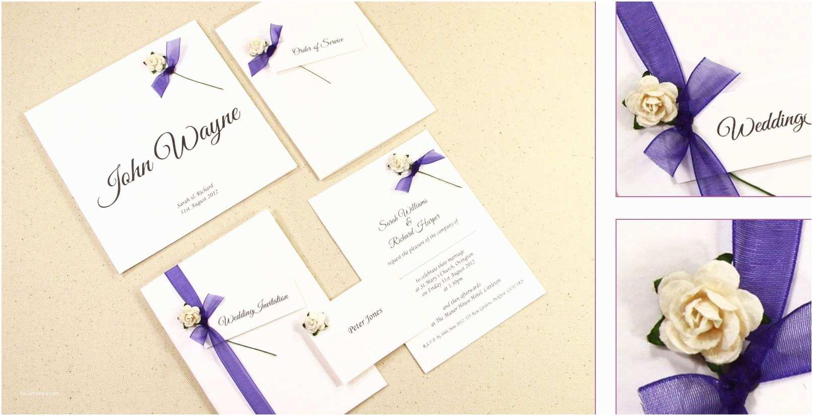 Custom Made Wedding Invitations Divine Handmade Invitations & Wedding Stationery