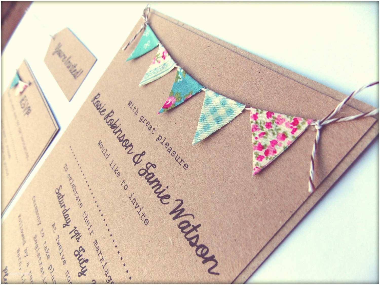 Custom Made Wedding Invitations Rustic Wedding Invitation Unique Rustic Kraft Card with