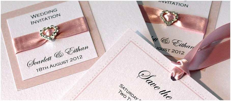 Custom Made Wedding Invitations Wedding Stationery Handmade Wedding Invitations
