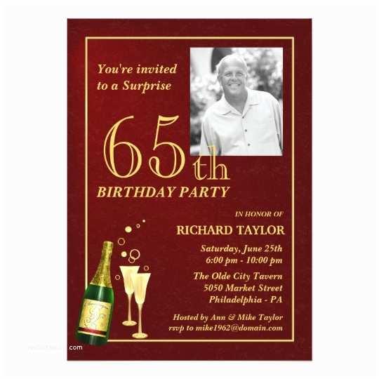 Custom Party Invitations Quiet Vintage Surprise Party Invitations