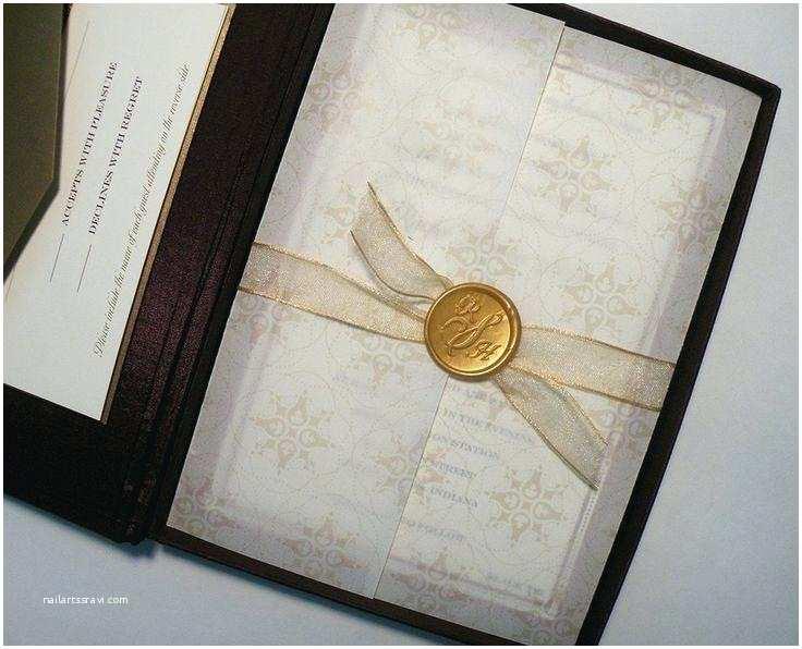 Custom Seal And Send  Invitations Wax Seal  Invitations Feat Wax To